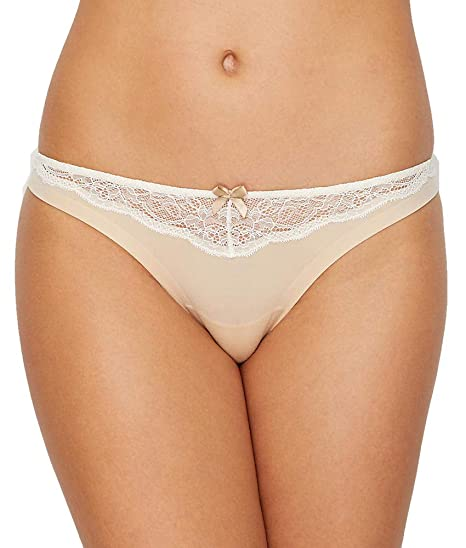 4a4a0efd61eb Maidenform Womens Comfort Devotion Thong Panty at Amazon Women's ...