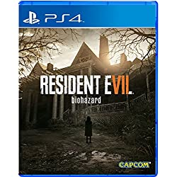 Resident Evil 7 : Biohazard (Multi-Language Edition - Voice: EN/ES/FR/IT/DE/JP, Subtitles : EN/ES/FR/IT/DE/JP/CHINESE & More) for PS4 PlayStation 4, PlayStation VR PSVR