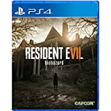 Resident Evil 7 : Biohazard (Multi-Language Edition - Voice: EN/ES/FR/IT/DE/JP, Subtitles : EN/ES/FR/IT/DE/JP/CHINESE & More) for PS4 PlayStation 4, PlayStation VR PSVR