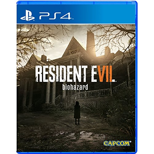 Resident Evil 7 : Biohazard (Chinese Sub) for PS4 PlayStation 4 & Pro, PlayStation VR PSVR