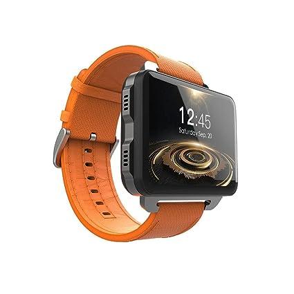 Amazon.com: Juan LEMFO Android Smart Watch LEM4, Bluetooth ...