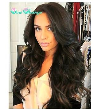 Wig Queen 200% Density Silk Top Full Lace