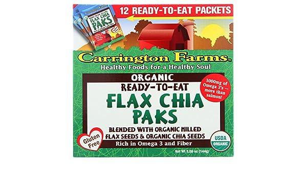 Carrington Granjas Paquetes de Lino - Listo para Comer ...