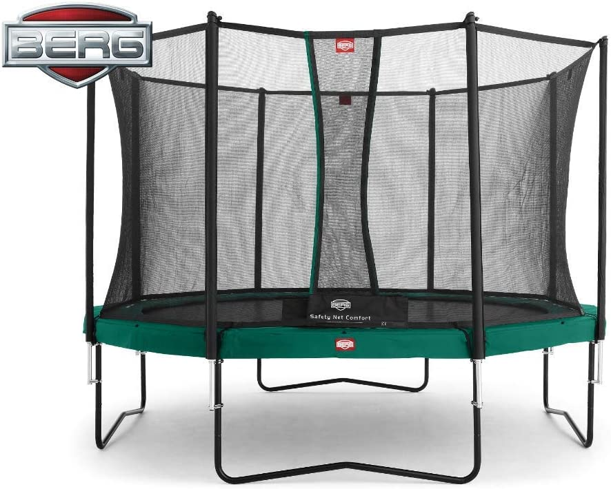 Cama elástica BERG Champion 330 (11ft) con red de seguridad ...