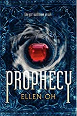 Prophecy by Ellen Oh (2013-01-02) Hardcover