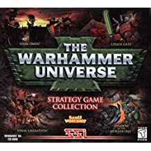 The Warhammer Universe: Strategy Game Collection (Dark Omen / Chaos Gate / Final Liberation / Shadow of the Horned Rat)