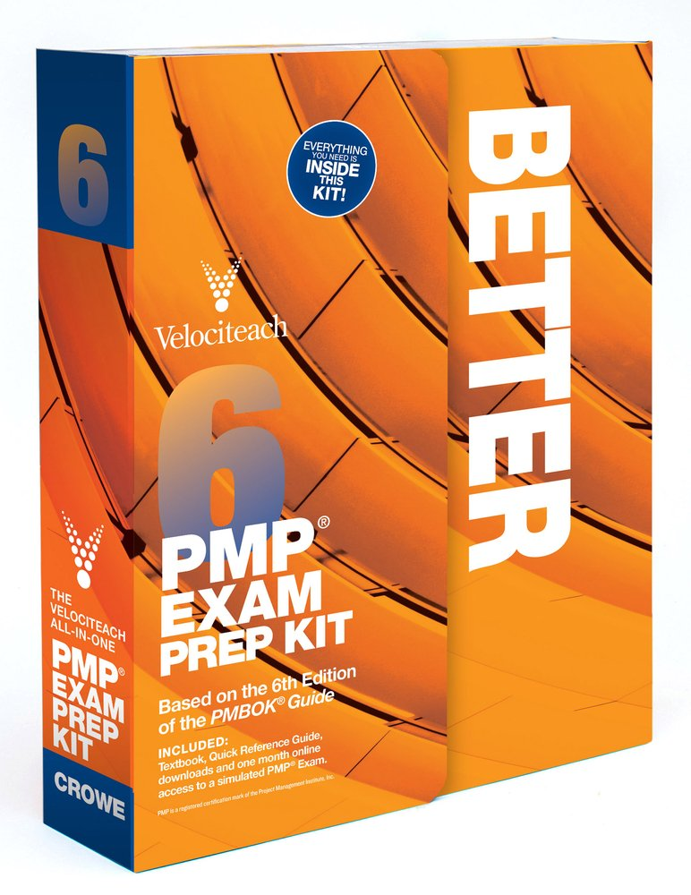 All In One Pmp Exam Prep Kit Based On 6th Ed Pmbok Guide Andy