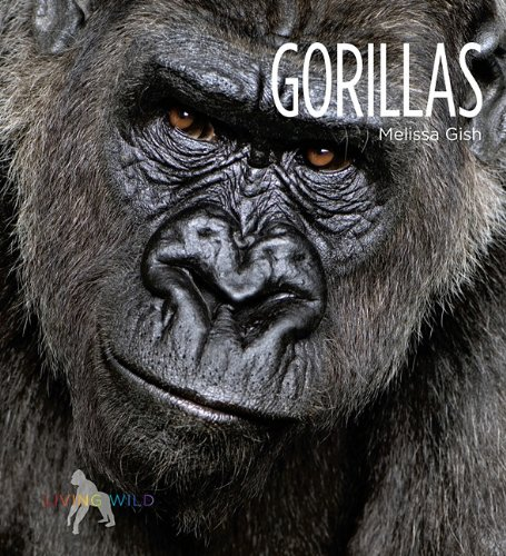 Gorillas (Living Wild) pdf epub