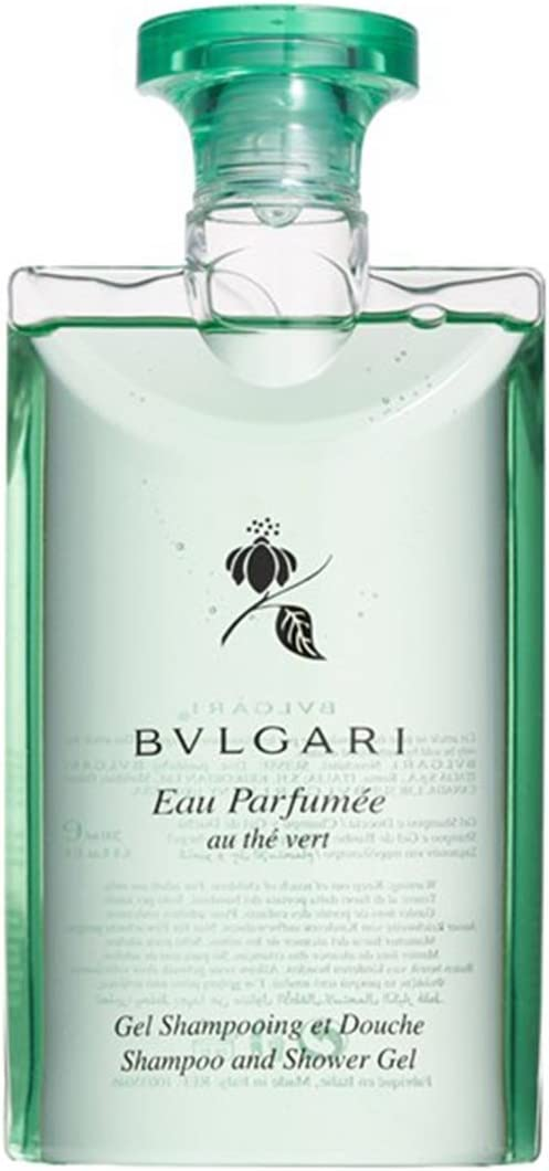 Bulgari - Champú/gel de ducha eau parfumée au thé vert