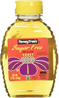Amazon com : Honeytree Honey, Sugar Free Imitation, 12-Ounce