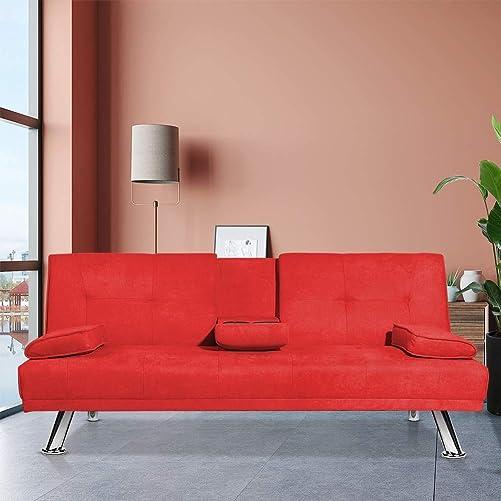 LinkRomat Convertible Futon Bed Review