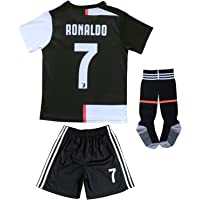 LISIMKEM Marcelo #12 2019-2020 Kids//Youths Third Soccer Jersey//Short//Socks Colour Green