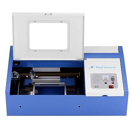 Amazon com: Nurxiovo K40 Laser Cutters DIY Engraving Machine