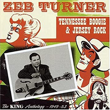 low priced e6e89 926f6 Tennessee Boogie & Jersey Rock