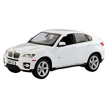 Buy Deliababy Bmw X6 White Online At Low Prices In India Amazon In