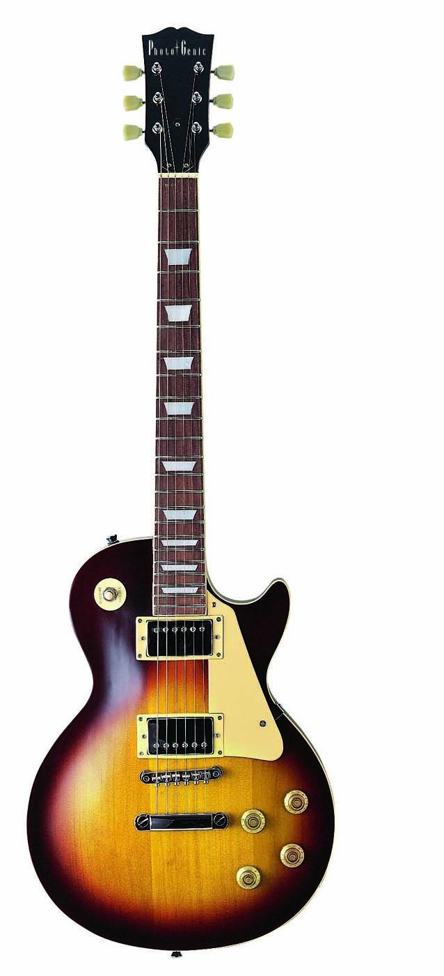 PhotoGenic フォトジェニック エレキギター レスポールタイプ LP-260/BS ブラウンサンバースト B0012GHQA8 ブラウンサンバースト ブラウンサンバースト