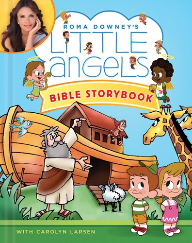 Little Angels Bible Storybook (Roma Downey's Little Angels