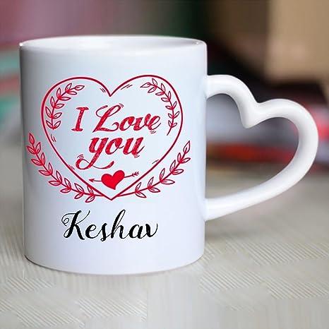 Fashion style Stylish keshav name for woman