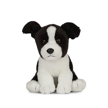 Living Nature AN444 - Juguete de peluche para cachorros con borde de mascotas
