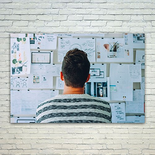 Westlake Art Poster Print Wall Art - Startup Company - Moder