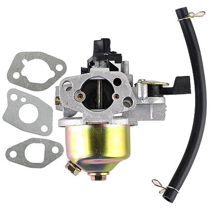 HIPA Carburetor With Gasket For Honda HR194 HR195 HR214 HRA214 HR215 HR216 HRA216 HRC216 Lawn Mower GXV120 GXV140 GXV160 Motor Engine Replace