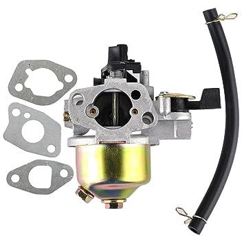 HIPA - Carburador con juntas para cortacésped Honda HR194 HR195 ...