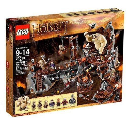 Lego The Hobbit 79010 - Höhle des Goblin Königs by LEGO