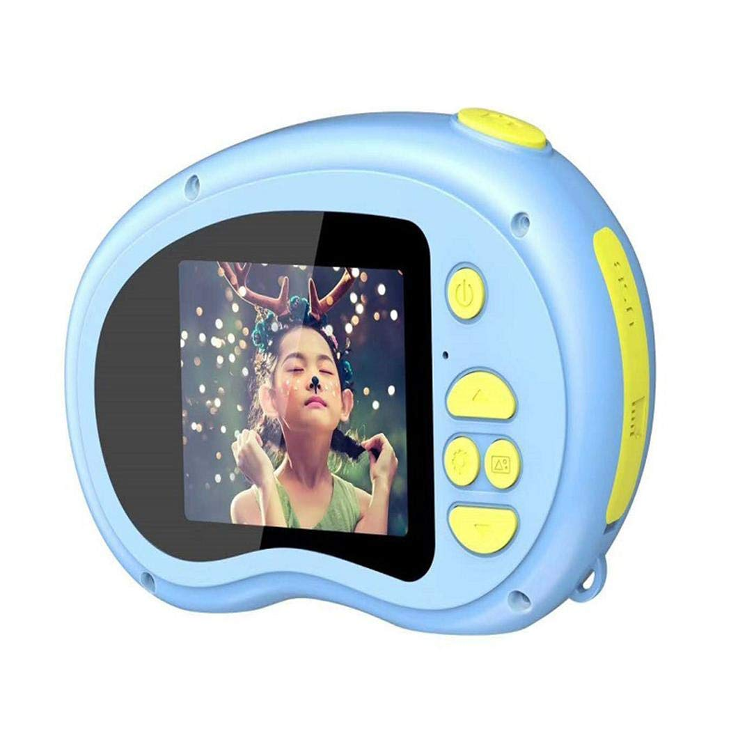 Yirind Kids Camera Support Video Function, 2 inch HD Digital 800MP Child Camera for Outdoor Play, for 3-12 Years Old Children (SD Card Not Included),Blue by Yirind (Image #7)