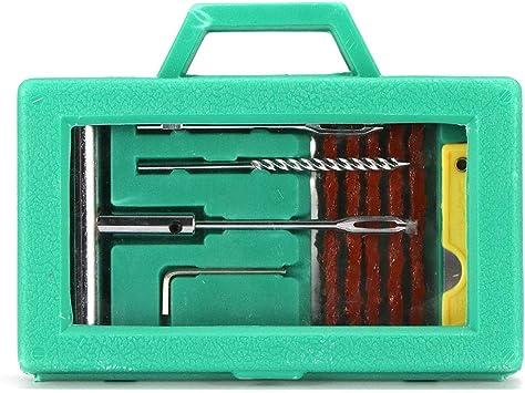 Kit de reparación de neumáticos de Coche con Caja Kit de ...