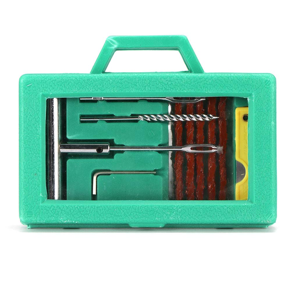 Prenine kit de réparation de Pneu, Vélo Outil Ensembles De Réparation, Outil de réparation de Pneu pour à Vide Vélo Outil Ensembles De Réparation Outil de réparation de Pneu pour à Vide 14LU4015PA