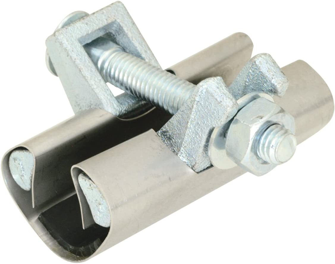 EZ-FLO 15058 45191 Pipe Repair Clamp 3 Long 0.1 x 3.8 x 11.9 Silver