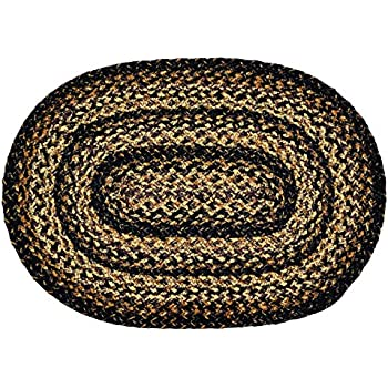 ihf home decor retailers ihf home decor braided area rug oval table 11566