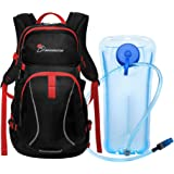 Mardingtop Hiking Backpack Men & Women,Hydration Pack for Hunting Cycling Climbing Running Water Bladder
