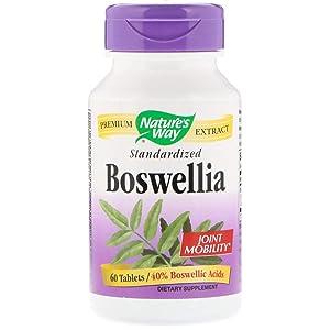 Natures Way Boswellia Standardized, 60 ct
