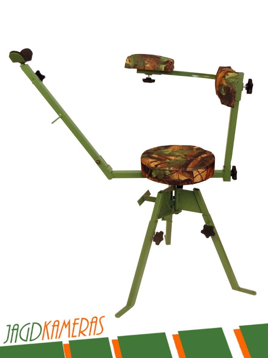 Life Silla de tiro, caza Cacería silla, objetivo Stock, objetivo ayuda Waidlife