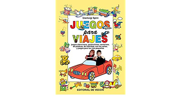 Amazon.com: Juegos para viajes (Spanish Edition) eBook ...