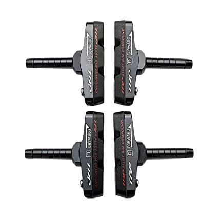 4-Set TRP Inplace CNC Machined Road Pad
