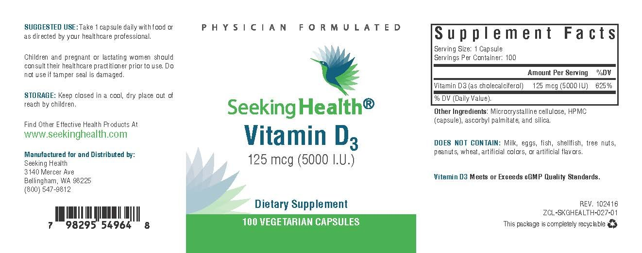 Amazon.com: Vitamina D3 5000 IU | high-potency Suplemento de ...