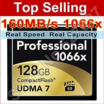 SUNNY-MERCADO Marca 1066x Tarjeta de memoria 32GB 64GB 128GB ...