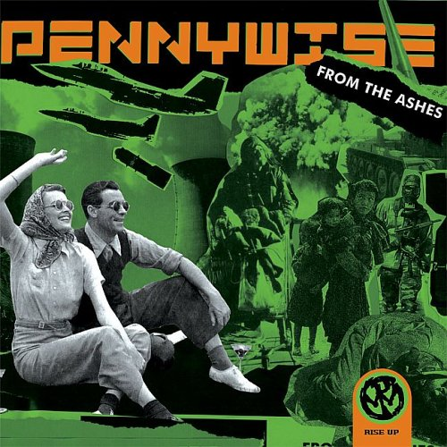 Pennywise - From the Ashes [Explicit Content] (CD)