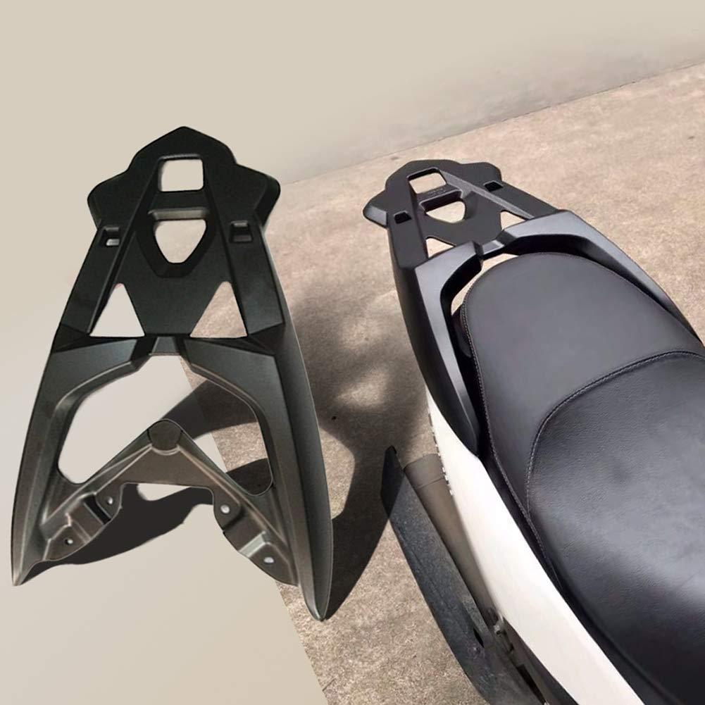 Accesorios para Motocicleta MeterMall Soporte para Equipaje Trasero de Motocicleta para Yamaha Nmax 155