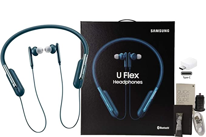 9530c88e541 Amazon.com: Samsung U Flex Bluetooth Wireless in-Ear Headphones HD ...