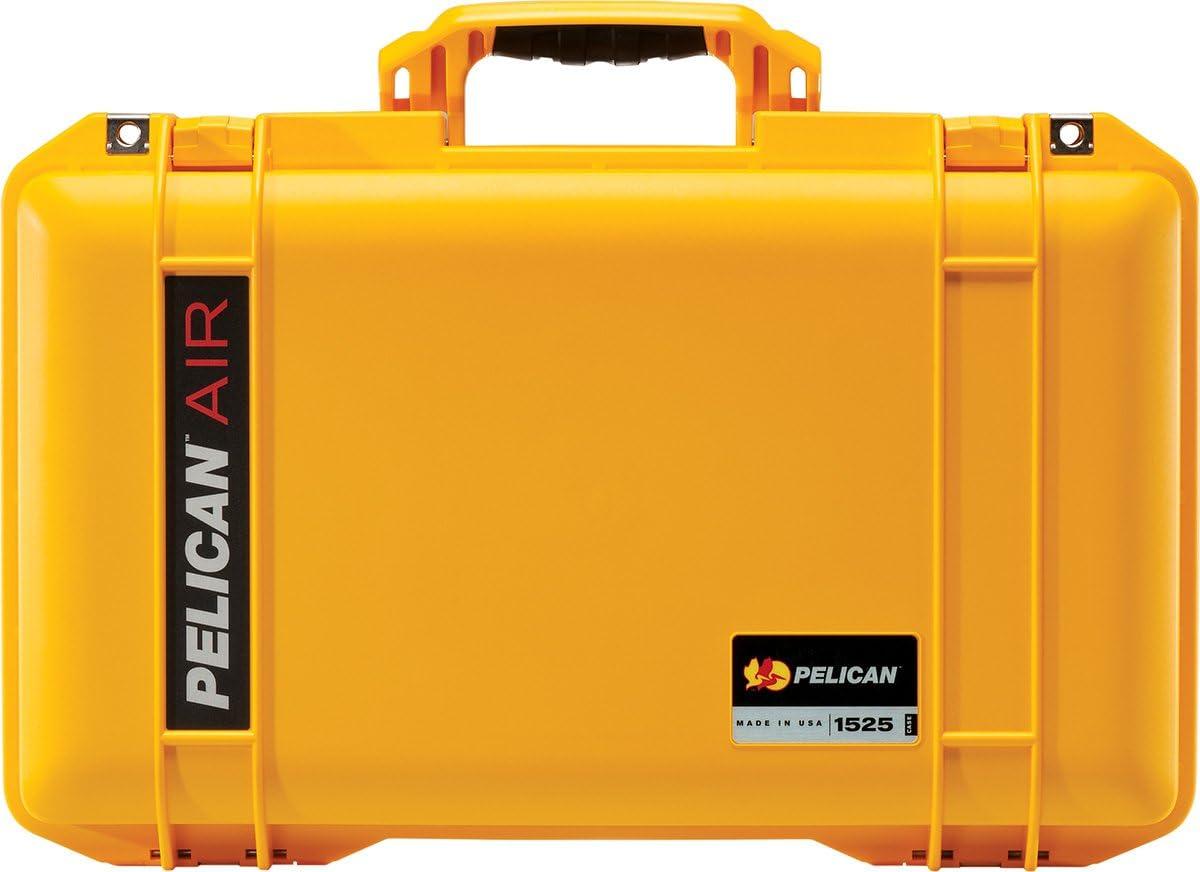 Pelican Colors series With Foam. Yellow Pelican 1525 case