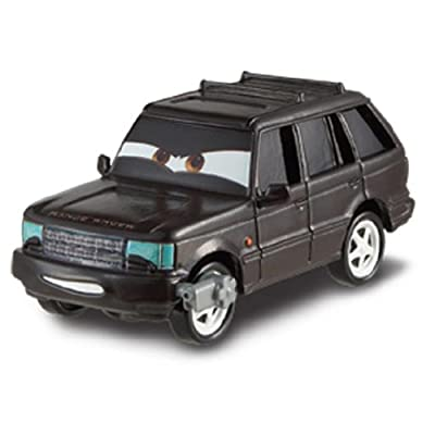Disney/Pixar Cars, Palace Chaos Die-Cast Vehicle, Mike Lorengine #2/9, 1:55 Scale: Toys & Games