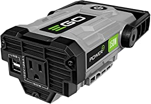 EGO Power+ PAD1500 Nexus Escape 150W Power Inverter Battery and Charger Not Included