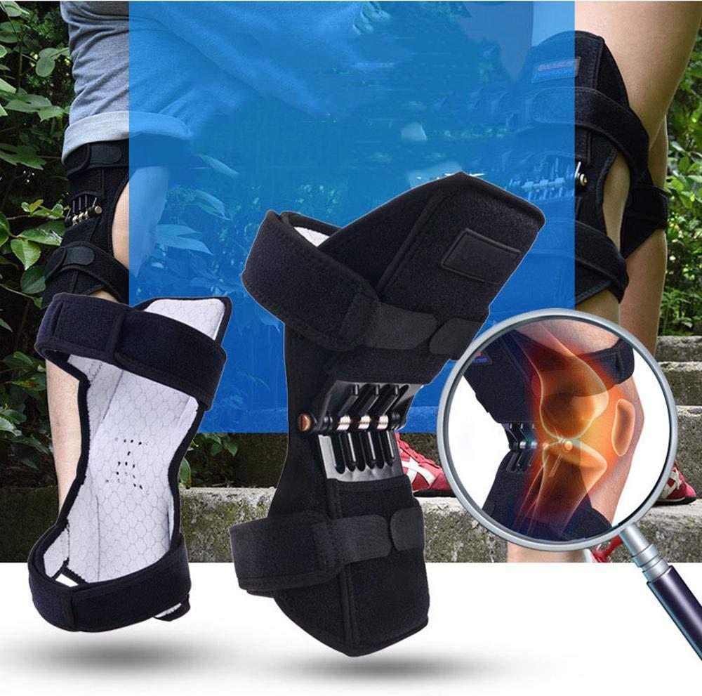 Tendon Brace Band Pad f/ür Arthritis Power Lift Federkraft Prevently Joint Support Kniesch/ützer Knie Patella Strap Aimke Power Knee Booster