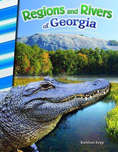 Regions and Rivers of Georgia (Social Studies Readers)