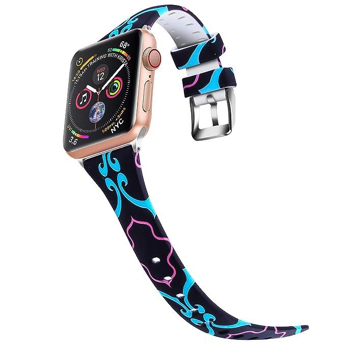 3 opinioni per JIELIELE Modello Cinturini per Apple Watch 42mm/44mm, Accessori Bracciale