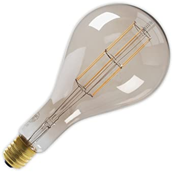 11 W Lampe Led Variable À Intensité E40 Titane Filament Finition deBxoC