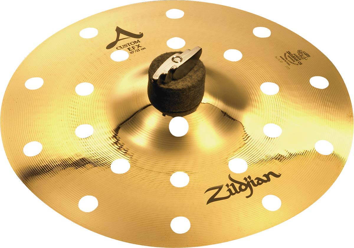 Zildjian A Custom 10'' EFX Cymbal by Avedis Zildjian Company